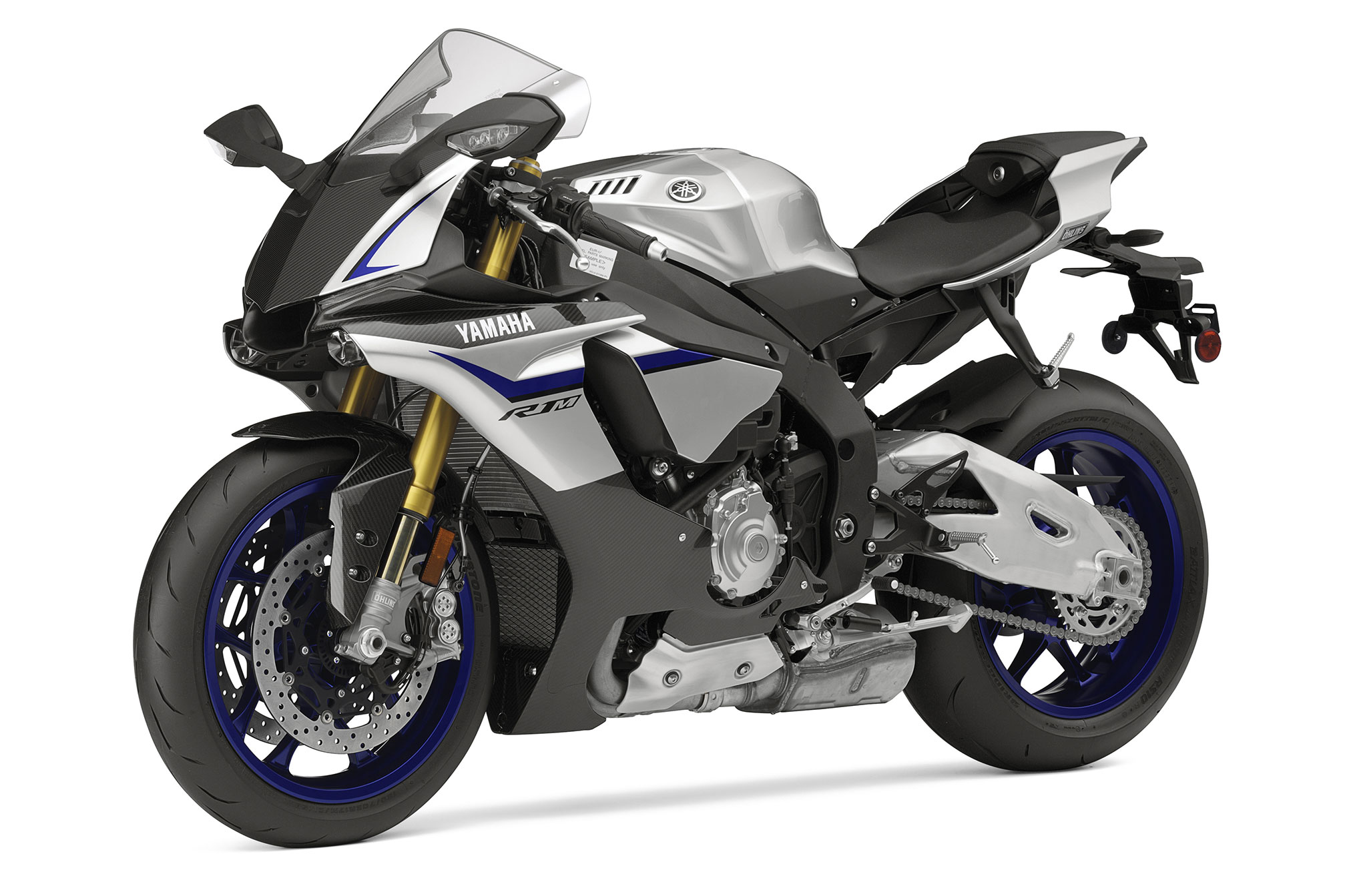 Yamaha yzf r1m for Yamaha mt 200