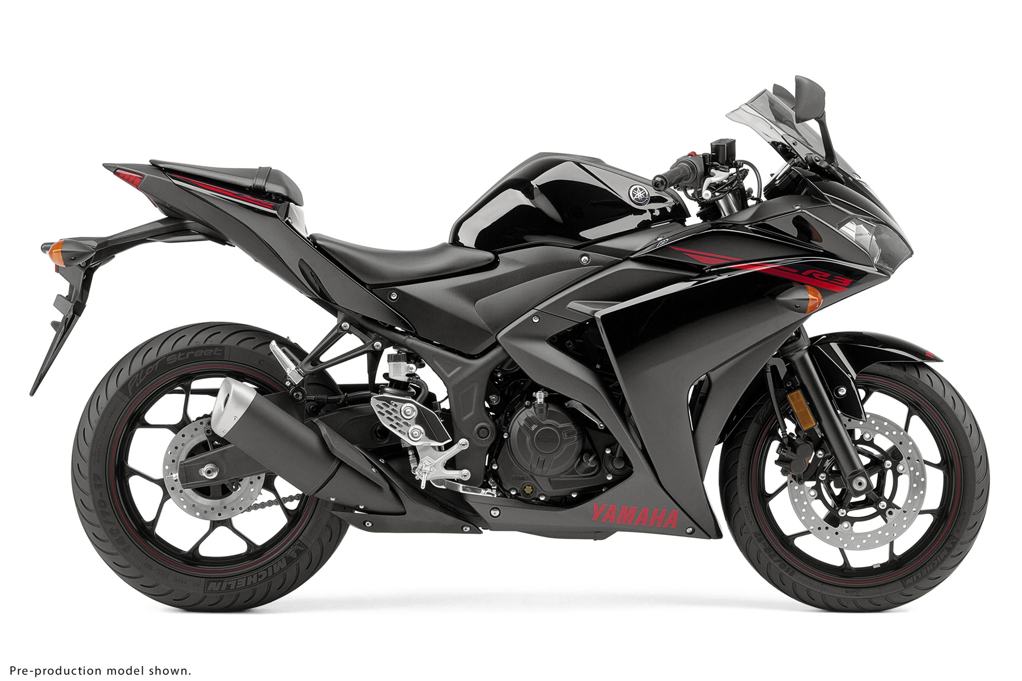 Yzf r3 for Yamaha yzf r25
