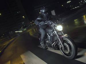 雅马哈MT-07摩托车精美壁纸(1)