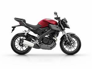 雅马哈 YAMAHA MT-125 摩托车图片