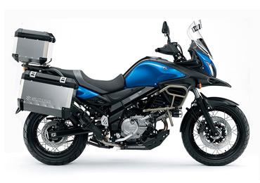 铃木Suzuki V-Strom 650 XT摩托车