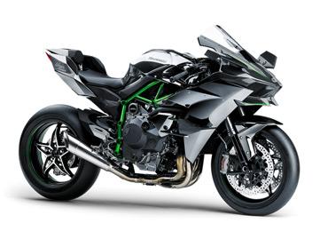 川崎摩托车Kawasaki H2R