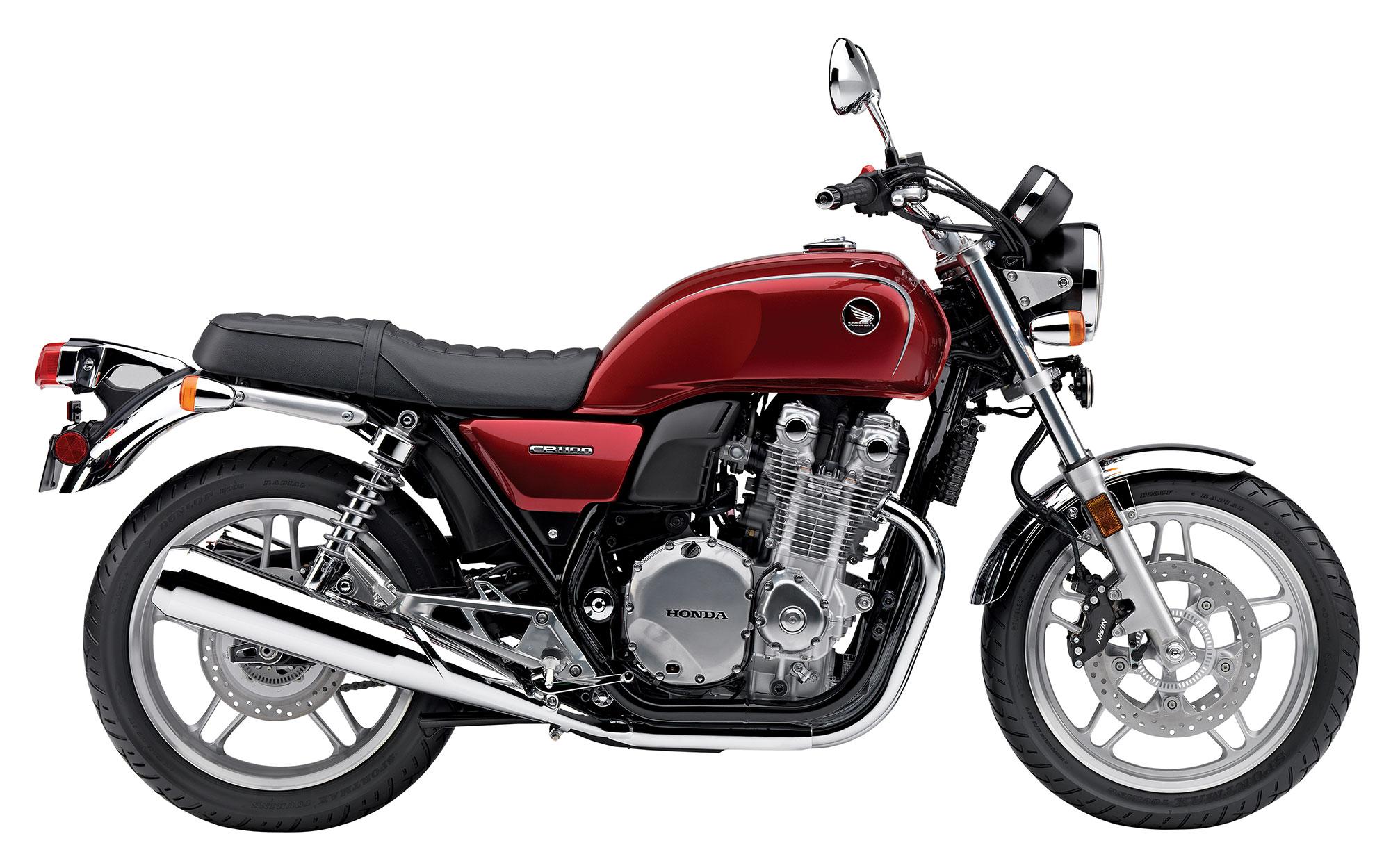 本田honda摩托车-2018本田cb1100图片 366820 2014x1249