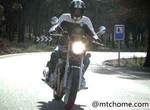 本田CB1100摩托车视频