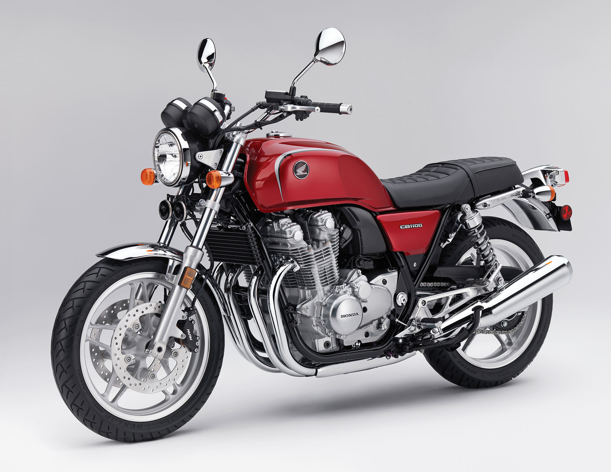 本田honda cb1100 摩托车图片
