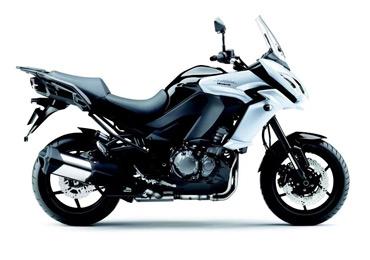 川崎摩托车Kawasaki Versys1000