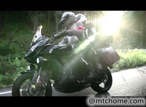 川崎摩托车Kawasaki versys650 广告宣传片