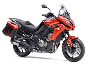 2015川崎摩托车versys 1000摩托车图片