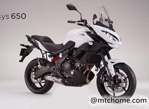 川崎Versys650摩托车官方介绍视频