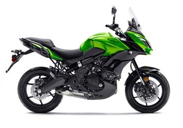 川崎摩托车Kawasaki Versys650