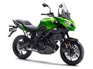 2015川崎摩托车versys 650摩托车图片