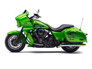 川崎VULCAN 1700 VAQERO ABS摩托车图片