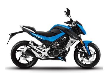 春风150NK摩托车