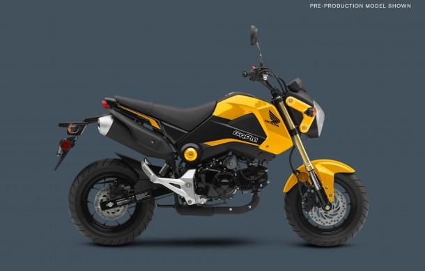 2015 Honda Grom >> 【2015本田MSX125小猴子新配色】_摩托车图片库_摩托车之家