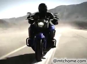 本田F6C Valkyrie摩托车视频