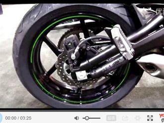 川崎2015款ER-6n ABS超级摩托车