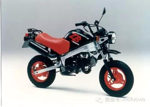 MSX125-最好玩的迷你摩托车~