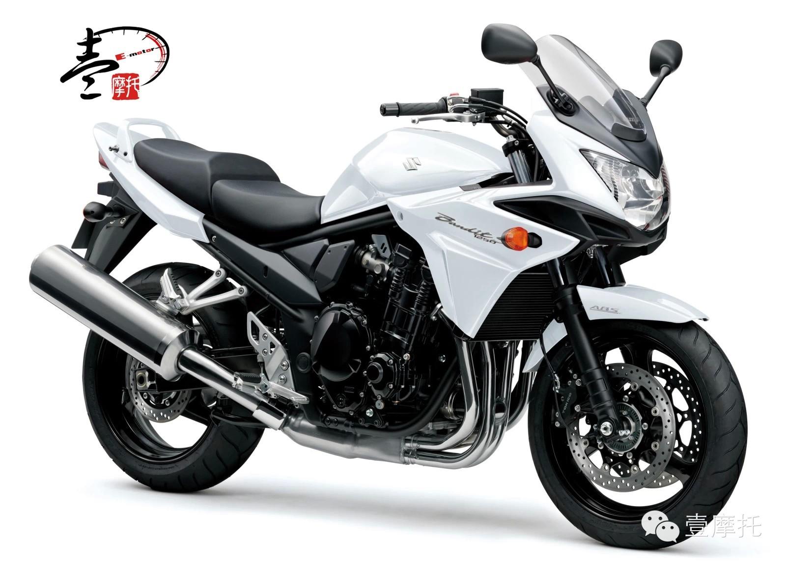 """2015款铃木 Bandit 1250S ABS """"海盗 """""""