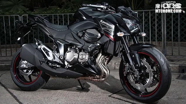 川崎z250_川崎发布2015款Z250 ABS日本国内版-摩托车新闻-摩托车之家