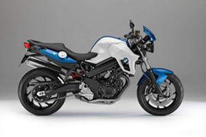 宝马街车摩托车 F800R