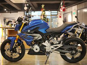 【实拍】宝马摩托车G310R到店实拍图片