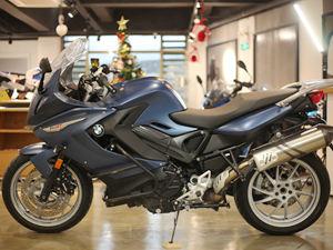 【实拍】宝马摩托车F800GT到店实拍图片