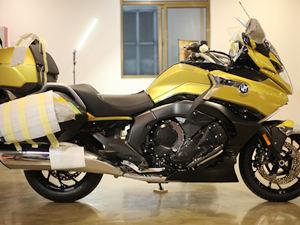宝马摩托车 K1600 GRAND AMERICA到店实拍图片