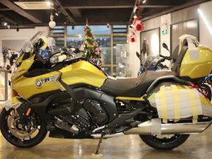 【实拍】宝马摩托车 K1600 GRAND AMERICA到店实拍图片