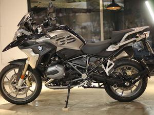 【实拍】宝马摩托车R1200GS到店实拍图片