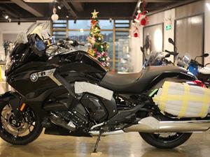 【实拍】宝马摩托车K1600B到店实拍图片