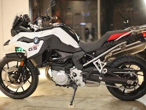 【实拍】宝马摩托车F750GS到店实拍